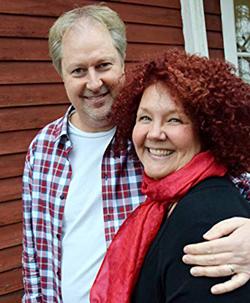 Mats és Susan Billmark